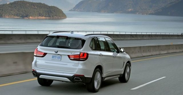 2014 BMW X5 xDrive50i  第4張相片