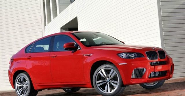2014 BMW X6 M 4.4  第1張相片