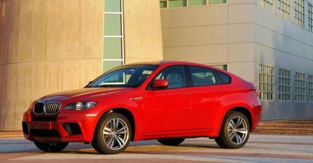 2014 BMW X6 M 4.4  第2張相片