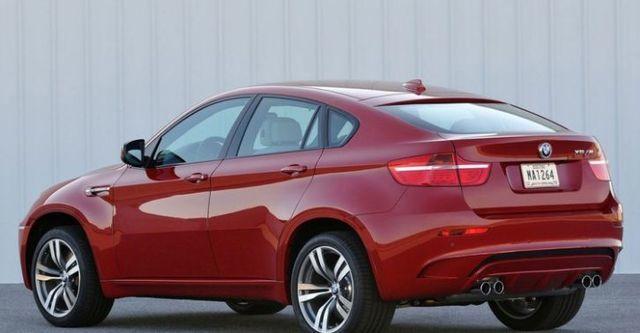 2014 BMW X6 M 4.4  第4張相片
