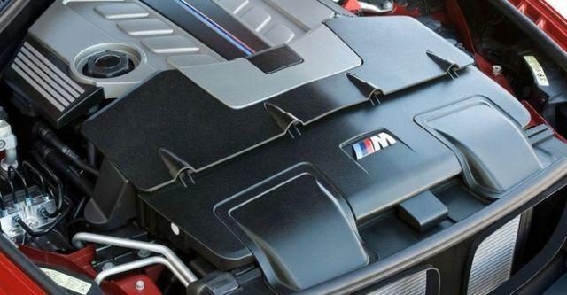 2014 BMW X6 M 4.4  第7張相片