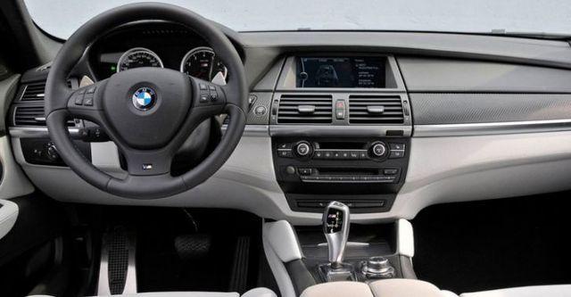 2014 BMW X6 M 4.4  第8張相片