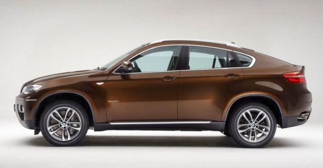 2014 BMW X6 xDrive35i  第3張相片