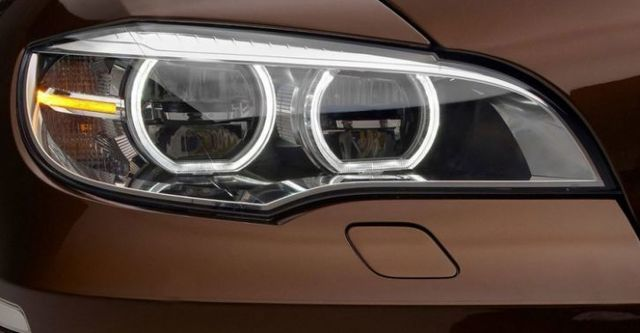 2014 BMW X6 xDrive35i  第6張相片