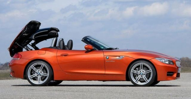 2014 BMW Z4 sDrive18i  第1張相片