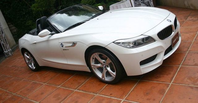 2014 BMW Z4 sDrive20i  第1張相片