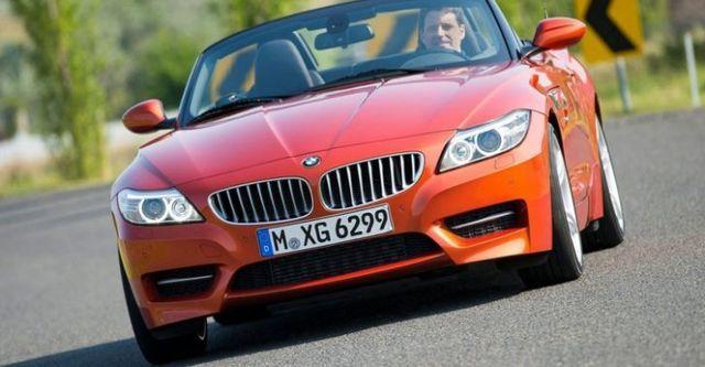 2014 BMW Z4 sDrive28i M Sport Package  第1張相片