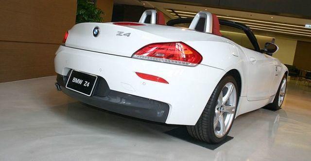 2014 BMW Z4 sDrive28i M Sport Package  第2張相片