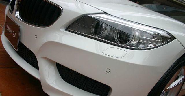 2014 BMW Z4 sDrive35i  第3張相片