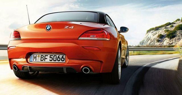 2014 BMW Z4 sDrive35i  第4張相片