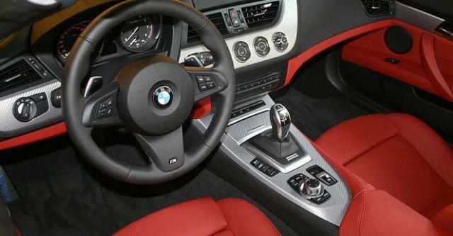 2014 BMW Z4 sDrive35i  第8張相片