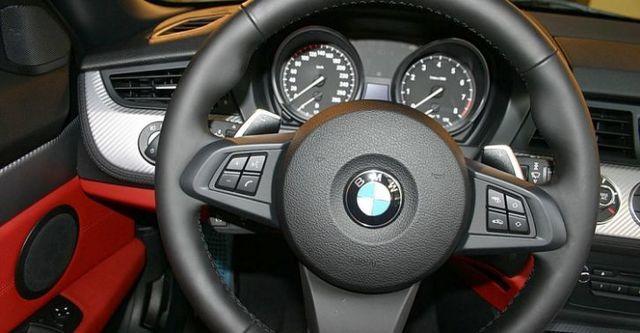 2014 BMW Z4 sDrive35i  第10張相片