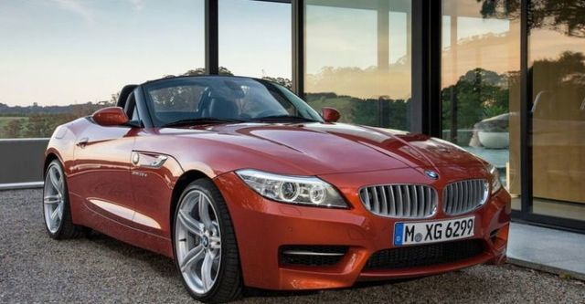 2014 BMW Z4 sDrive35is  第1張相片