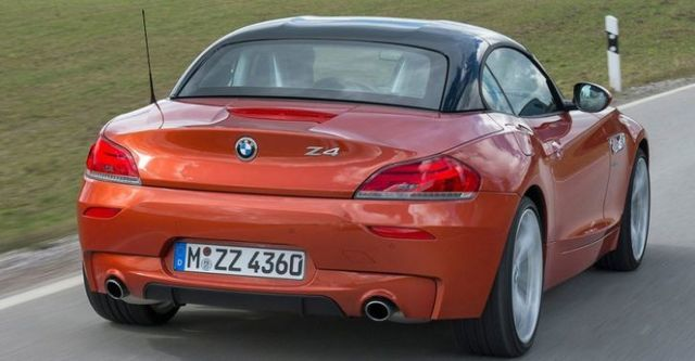 2014 BMW Z4 sDrive35is  第3張相片