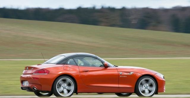 2014 BMW Z4 sDrive35is  第4張相片