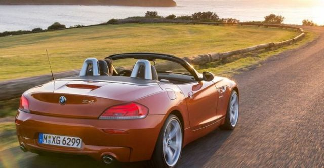 2014 BMW Z4 sDrive35is  第5張相片