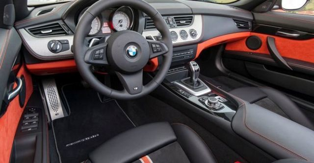 2014 BMW Z4 sDrive35is  第6張相片
