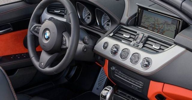 2014 BMW Z4 sDrive35is  第10張相片