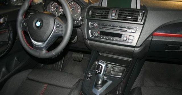 2013 BMW 1-Series 118i Sport Line  第4張相片