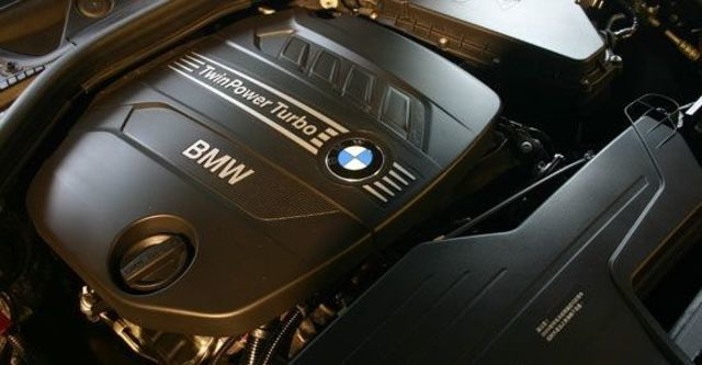 2013 BMW 1-Series 120d Sport Line  第4張相片