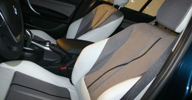 2013 BMW 1-Series 120d Sport Line  第5張相片