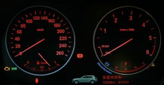 2013 BMW 1-Series 120d Sport Line  第11張相片