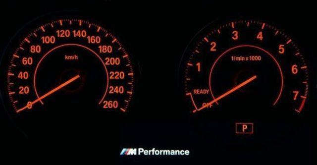 2013 BMW 1-Series M135i  第10張相片