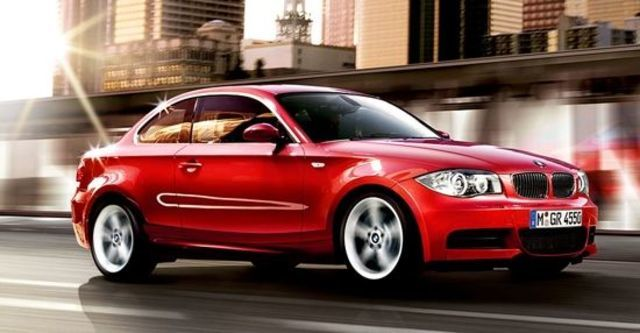 2013 BMW 1-Series Coupe 118d M Sport Package手排版  第3張相片
