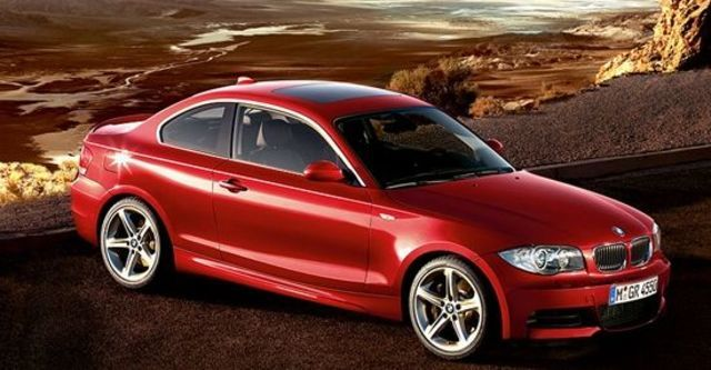 2013 BMW 1-Series Coupe 118d M Sport Package自排版  第4張相片