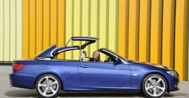 2013 BMW 3-Series Convertible 335i  第6張相片