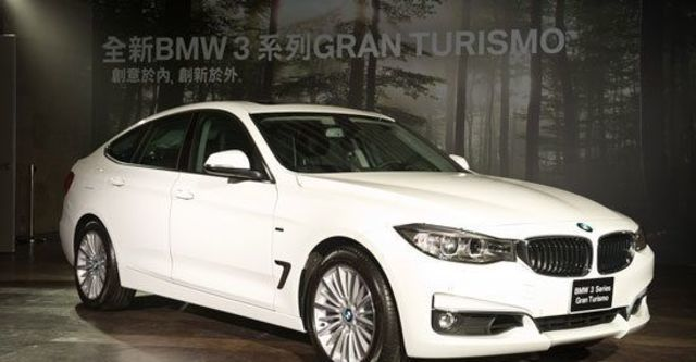 2013 BMW 3-Series GT 328i Luxury  第2張相片