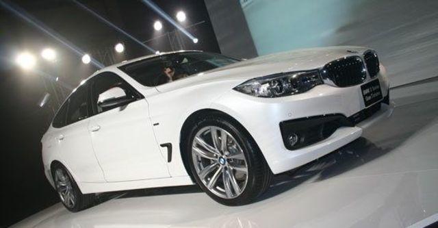 2013 BMW 3-Series GT 335i Sport  第2張相片
