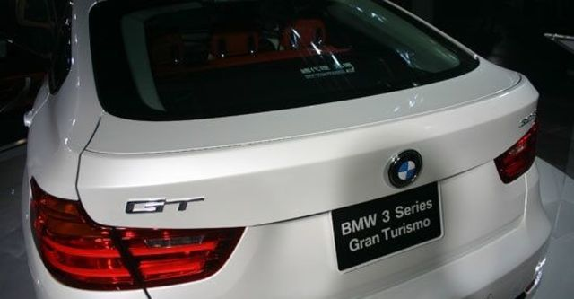 2013 BMW 3-Series GT 335i Sport  第11張相片