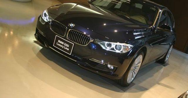 2013 BMW 3-Series Sedan 335i Sport  第1張相片