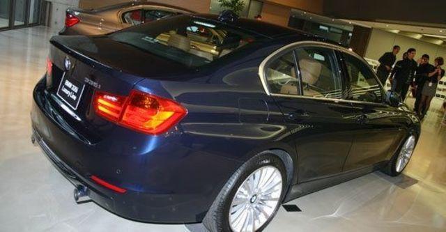 2013 BMW 3-Series Sedan 335i Sport  第3張相片