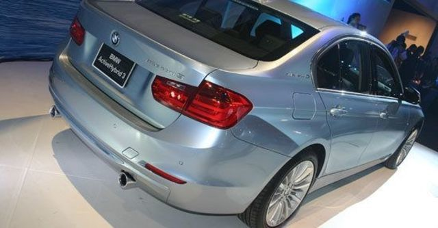 2013 BMW 3-Series Sedan ActiveHybrid 3 Luxury  第3張相片