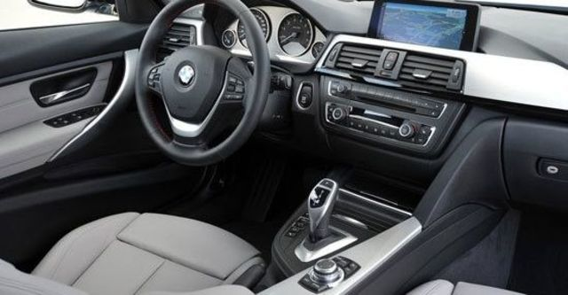 2013 BMW 3-Series Sedan ActiveHybrid 3 Luxury  第8張相片