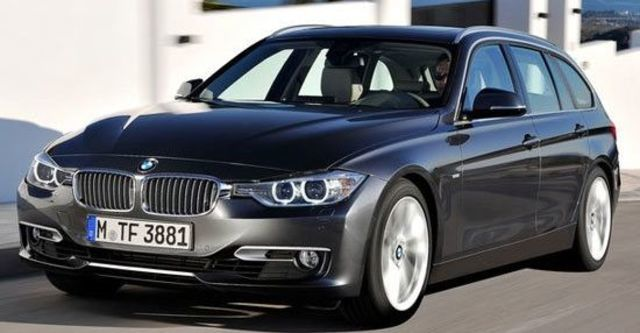 2013 BMW 3-Series Touring 318d Sport  第3張相片