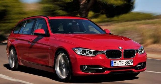 2013 BMW 3-Series Touring 320i Sport  第2張相片