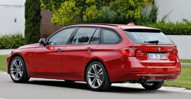 2013 BMW 3-Series Touring 320i Sport  第9張相片