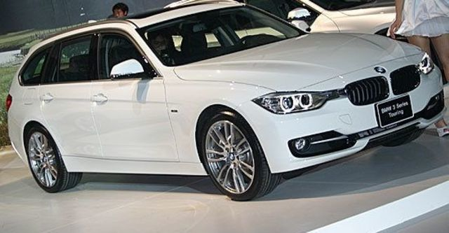 2013 BMW 3-Series Touring 328i Sport  第1張相片