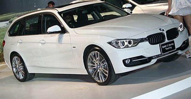 2013 BMW 3-Series Touring 328i Sport  第2張相片