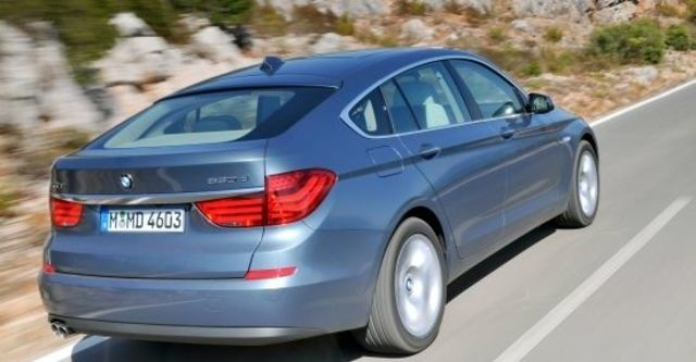 2013 BMW 5-Series GT 520d  第3張相片