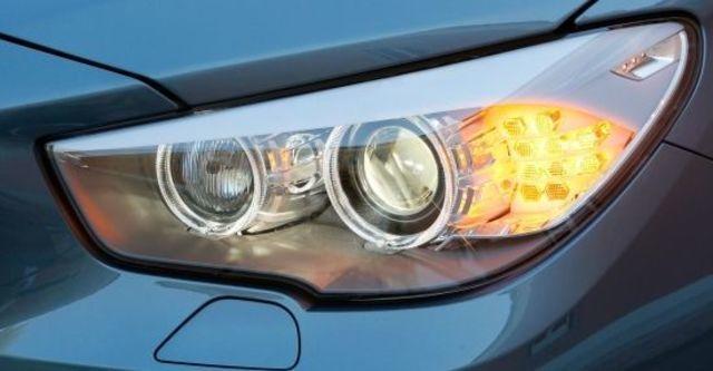 2013 BMW 5-Series GT 520d  第5張相片