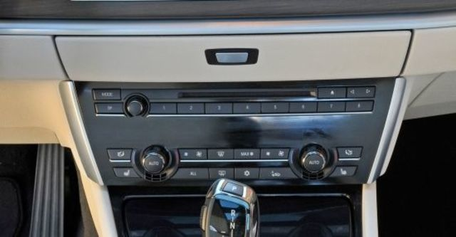 2013 BMW 5-Series GT 520d  第8張相片