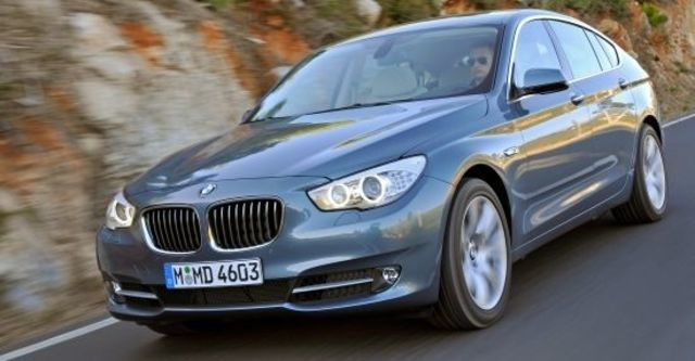 2013 BMW 5-Series GT 530d  第1張相片