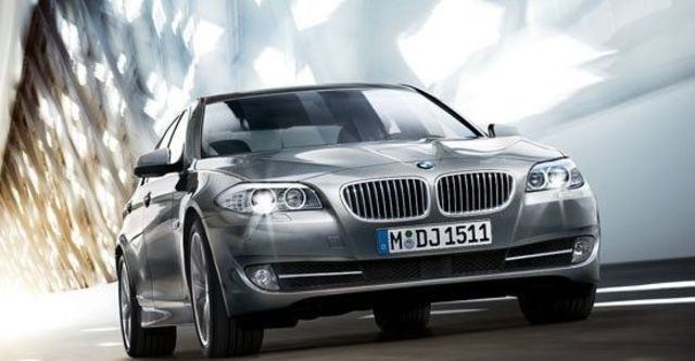 2013 BMW 5-Series Sedan 535d M Sports Package  第2張相片