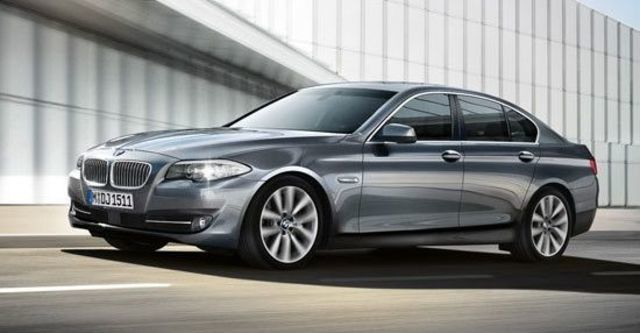2013 BMW 5-Series Sedan 535d M Sports Package  第3張相片