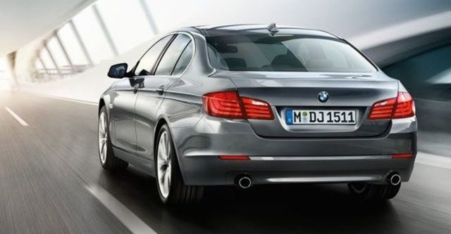 2013 BMW 5-Series Sedan 535d M Sports Package  第4張相片