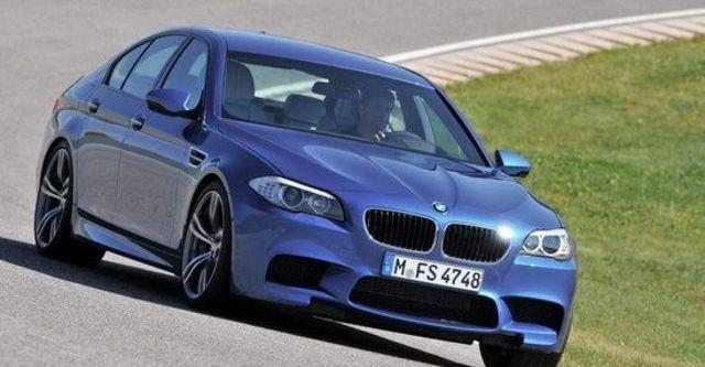 2013 BMW 5-Series Sedan M5  第4張相片